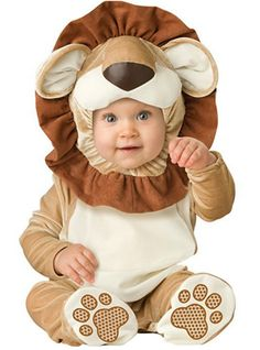 Mommy And Me Ring Mistress And Lion Cub Costumes Outfits Set Infant 12-18 Months