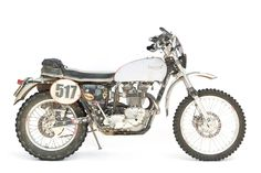 """Terry Triumph"" Triumph T120 1966 