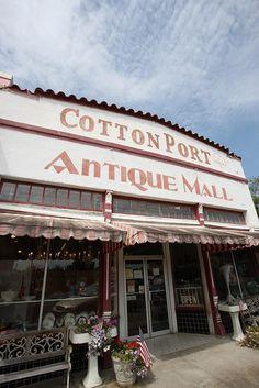 My favorite antique store!