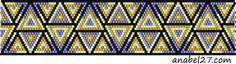 Схемы сережек - кирпичное плетение + схема браслета | - Схемы для бисероплетения / Free bead patterns -