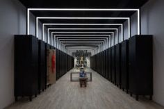 Coordination Asia Transforms Art Gallery into Nike Studio in Beijing | Yellowtrace