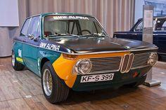 BMW 02 alpina