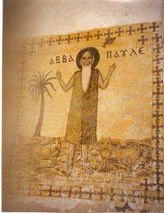 Monastery of St. Anthony, Eastern Desert, Egypt