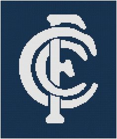 I'm selling Carlton Logo cross stitch pattern - A$3.30 #onselz