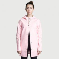 Stockholm Dusty Pink – Stutterheim Raincoats