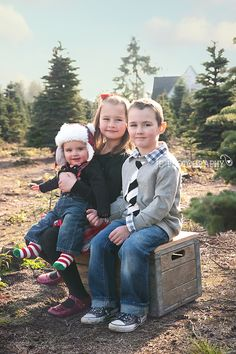 JP Photography Christmas kids Photo