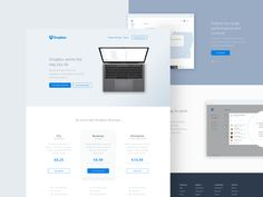 We've curated the best redesigns of popular websites on Dribbble for your inspiration.