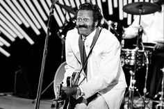 Chuck Berry, wild man of rock who helped define its rebellious spirit, dies at 90