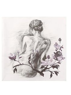 Wunderschönes Motiv. Ein Hingucker für Ihre Wand. Auch als Motiv Frau. Auch als Motiv Mann. In 2 Motiven. Materialzusammensetzung: Bespannung: 100% Leinen Rahmen: 100% Holz...