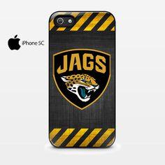 COOL Jacksonville Jaguars Jags Logo iPhone 5C Case Cover