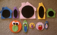 "Welcome to Storytime: Big and Little ""A House for Birdie"""