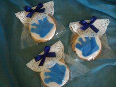 Prince fondant cookies....