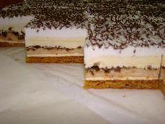 Myslíme si, že by sa vám mohli páčiť tieto piny - sbel Oreo Cupcakes, Baking Cupcakes, Cupcake Cakes, Czech Recipes, Russian Recipes, Sweet Desserts, Sweet Recipes, Hungarian Cake, Cake Bars