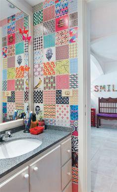#parede#colorida
