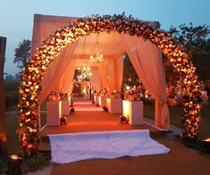 Wedding Stage Entrance Decoration You are in the right place about wedding decorations blue Here we offer you the most beautiful pictures about the wedding decorations balloons you are Desi Wedding Decor, Wedding Hall Decorations, Luxury Wedding Decor, Marriage Decoration, Wedding Ideas, Wedding Gate, Wedding Entrance, Gate Decoration, Entrance Decor