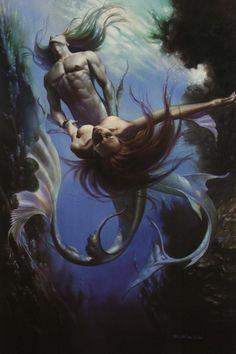 El mito Griego, con el que se vincula  el mágico signo de Piscis es el siguiente:    Tifón, un monstruo hijo de Gea y  Tártaro quería derrocar a Zeus y eliminar a los demás dioses, un  día de tantos este ser monstruoso se encontró a las orillas del  Eufrátes a Afrodita (Venus)con su pequeño Eros (Cúpido) para  lograr escapar ambos se convirtieron en peces, Afrodita para no  perder a su pequeño ató con un hilo unido a su cuerpo con el de  Eros, de forma tal que fuese posible huir con…