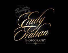Classy photography logo FREE watermark gold by Signtific on Etsy Classy Photography, Photography Branding, Photo Signature, Signature Logo, Custom Logo Design, Custom Logos, Graphic Design, Logo Branding, Branding Design