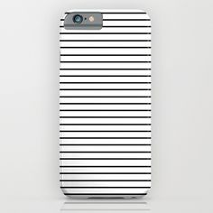 Minimal+Stripes+iPhone+&+iPod+Case+by+Allyson+Johnson+-+$35.00