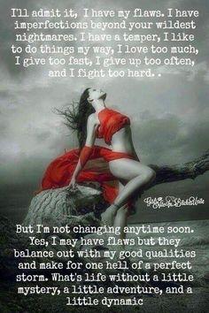I like this. . Well said