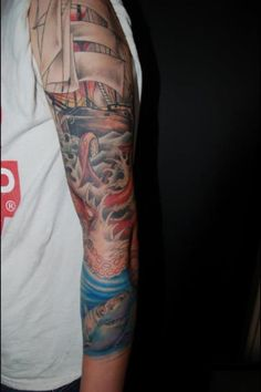 nice arm tat. ink-d Check Out http://zombieboy.ca For Best Tattoos Images Ever!