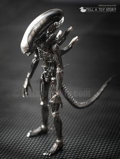 Revoltech Alien