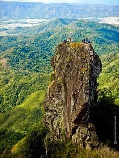 Trekking in Mt. Pico de Loro, Cavite Philippines
