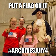 Join us for our annual July 4 celebration!   #ArchivesJuly4 #DeclarationOfIndependence