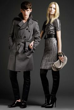 Burberry Resort 2011 Collection Photos - Vogue