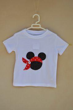 Samarreta divertida Mickey