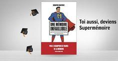 [TOPITRUC] Un livre pour décupler ta mémoire et donc à terme dominer le monde