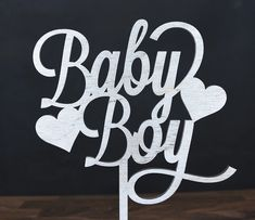 "Topper tort ""Baby Boy"" – Tomvalk Baby Boy, Company Logo, Logos, Model, Logo, Models, Template, Modeling"