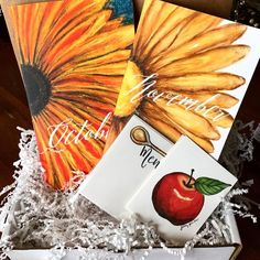 Fall Sunflower Plan Book Kit ©