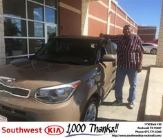 https://flic.kr/p/NeFSoy | #HappyBirthday to Curtis Montrell from Don Weintraub at Southwest KIA Rockwall! | deliverymaxx.com/DealerReviews.aspx?DealerCode=TYEE