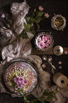 PERSIAN LOVE CAKE | Màdame's kitchen blog Hom