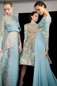 {places : backstage at elie saab haute couture} | Flickr - Photo Sharing!