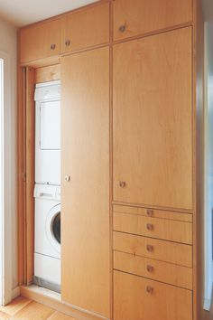 8 Unexpected Ways to Upgrade Your Laundry Closet Laundry Cupboard, Linen Cupboard, Laundry Closet, Tall Cabinet Storage, Locker Storage, Storage Area, Extra Storage, Landry Room, Closet Redo