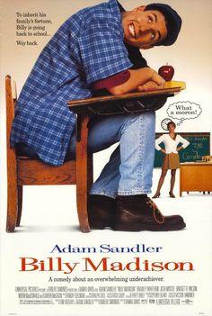 Billy Madison Movie Poster Original One Sheet