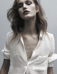 Karolina Waz Photographed by Charlotte Wales