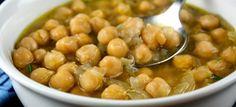 Kahakai Kitchen: Simple Chickpea Soup Recipe: Sometimes Simple is Best for Souper (Soup, Salad & Sammie) Sundays Greek Recipes, My Recipes, Soup Recipes, Vegan Recipes, Favorite Recipes, Oriental, Chickpea Soup, Vegetarian Soup, Bean Soup