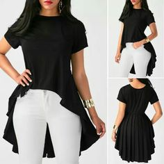 Stylish Tops For Girls, Trendy Tops, Trendy Fashion Tops, Trendy Tops For Women Classy Outfits, Casual Outfits, Cute Outfits, Blouse Styles, Blouse Designs, Hijab Fashion, Fashion Dresses, Trendy Fashion, Womens Fashion