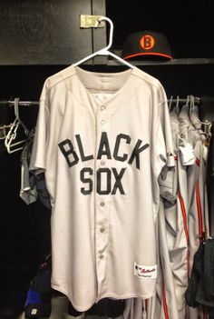 b4ff4d7b Today, the will wear Baltimore Black Sox jerseys as part of the Royals