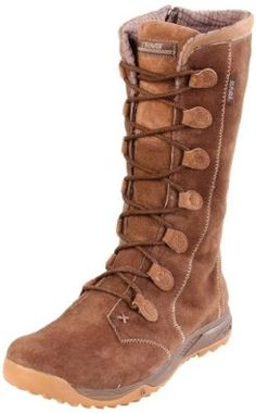 On the hunt for some winter boots that i can wear for the next 15 years. - Amazon.com: Teva Women's Vero WP Insulated Boot: Shoes