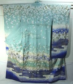 A furisode I fell in love with and it got a way