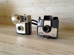 Vintage Pair of cameras Imperial Flash Mark von LittleFleaVintage, $45,00