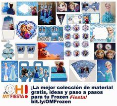 Frozen Fever: Etiquetas para Candy Bar para Imprimir Gratis.   Ideas y material…