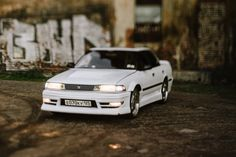 Toyota Mark 2 JZX81