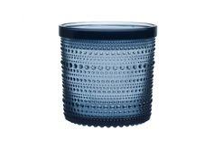#iittala #KASTEHELMI Vorratsdose 116 x 114 mm regenblau