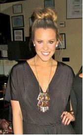 Courtney Kerr fashion blogger