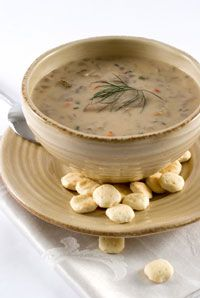 Cream of morel soup [website includes other recipes for morel mushrooms too]