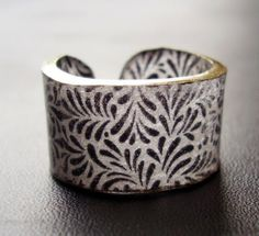 Filigree Ring - Choose Your Size